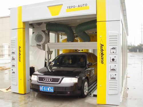 TEPO-AUTO TUNNEL-WASCHANLAGE