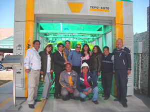 China Automatische train&subway Waschmaschine AUTOBASE fournisseur