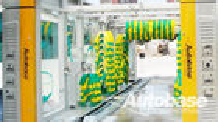 China Waschanlageausrüstung mit drei trocknenden Gebläsen, Unfallwäschesysteme Fabrik